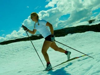 Cross Country Skiing & Roller skiing