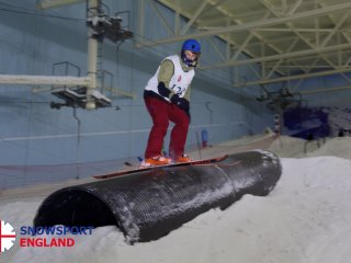 Freestyle Skiing and Snowboarding