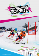 PyeongChang to Piste Activity and Competition Pack
