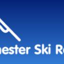 Manchester Ski Racing Icon