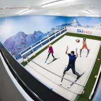Indoor Ski Lessons in West London