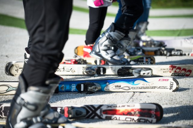 Swadlincote Ski and Snowboard Centre Banner